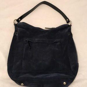 J Crew Leatger shoulder bag